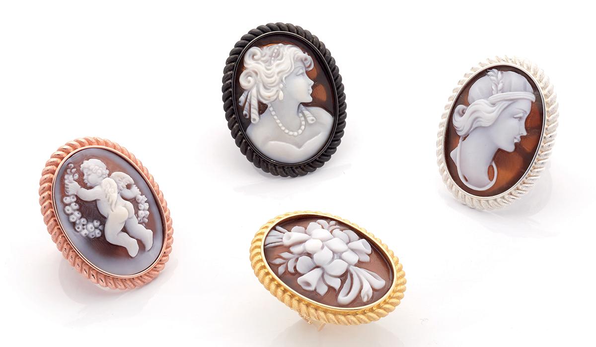Cameo Italiano Revolutionary Cameo Jewelry Vo Jewels