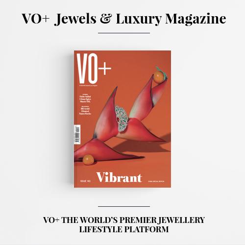 VO+ magazine Dubai banner quadrato
