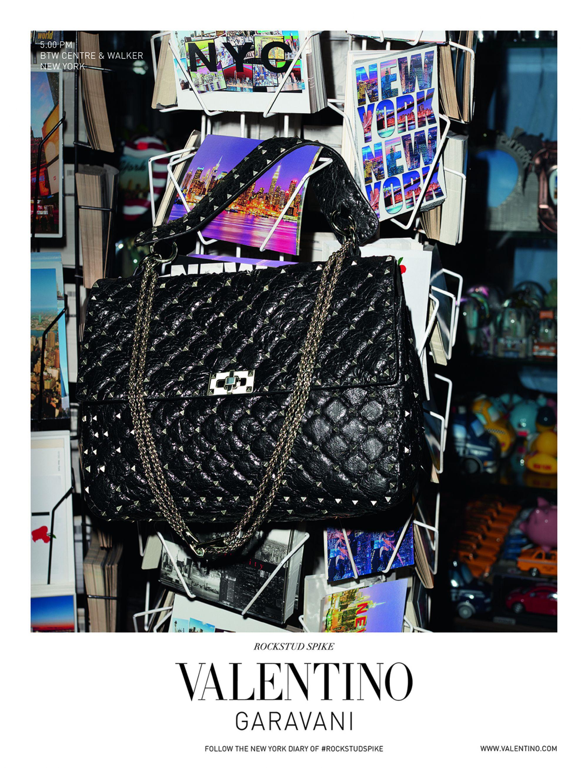 Valentino Rockstud Spike Bag