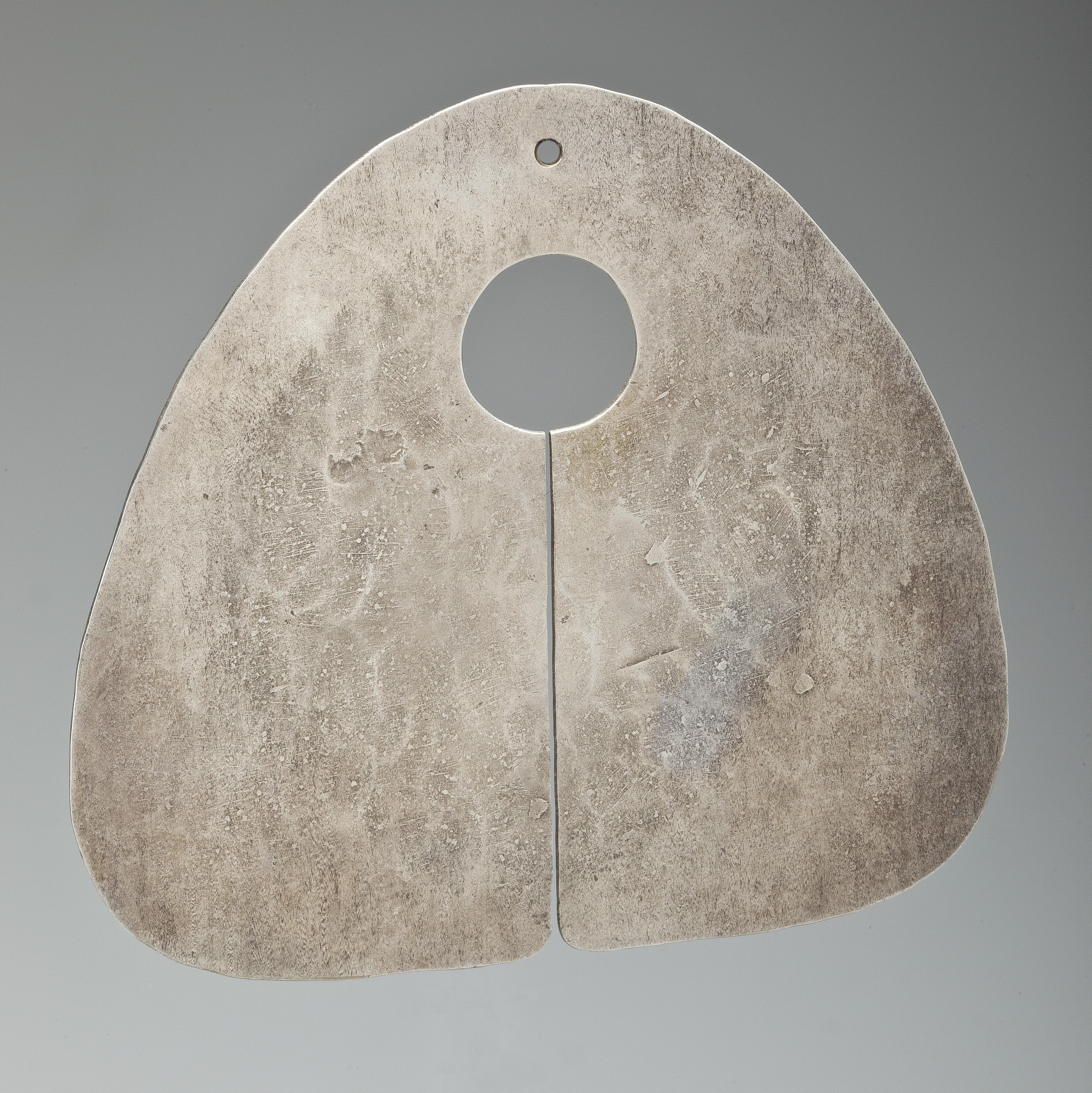 Harry Bertoia Gong Pendant