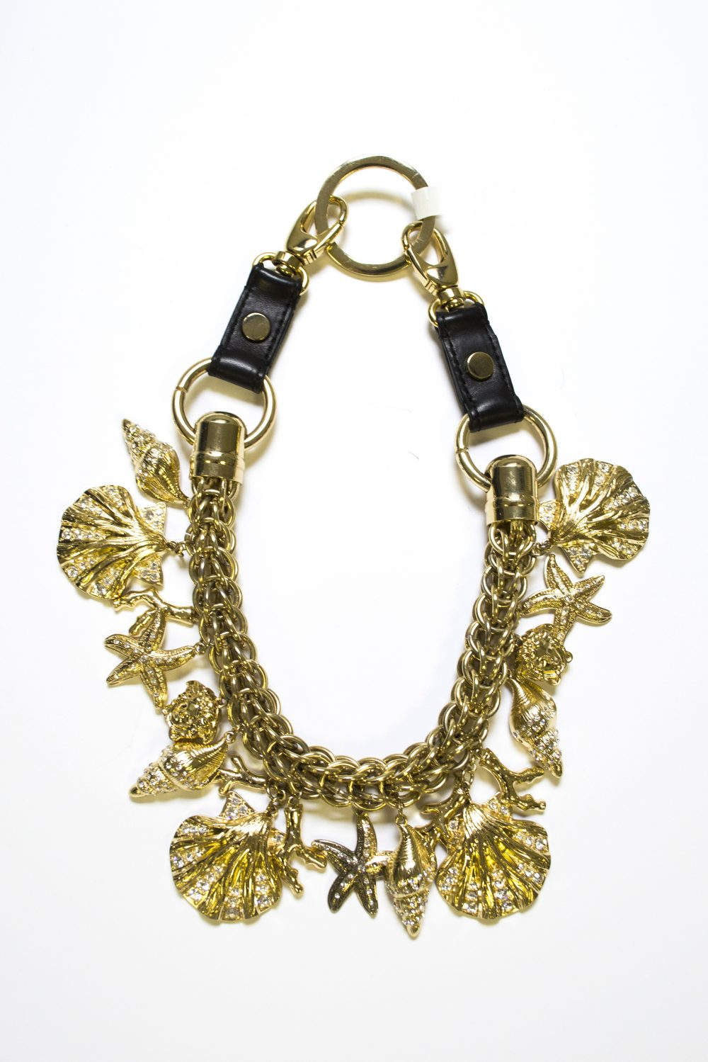A necklace by Versace from 1992