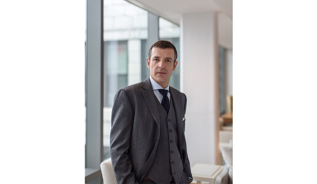 Nicola Andreatta, Vice-President and General Manager Tiffany & Co.