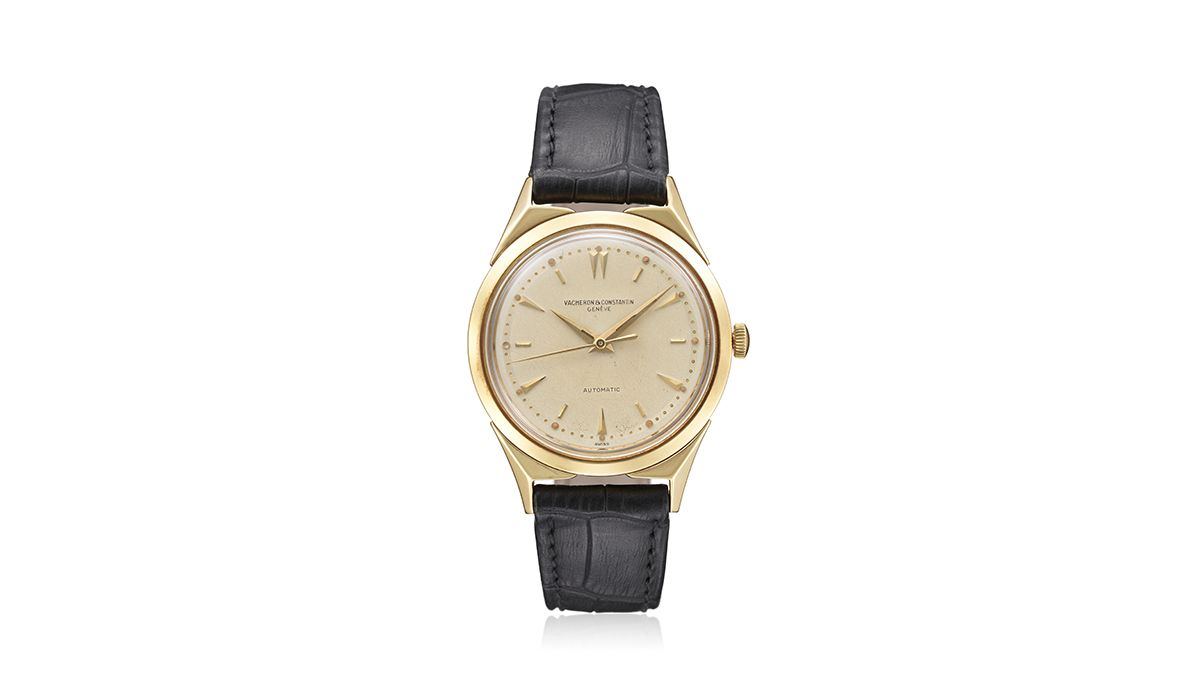 the historical Vacheron Constantin watch dating from 1956