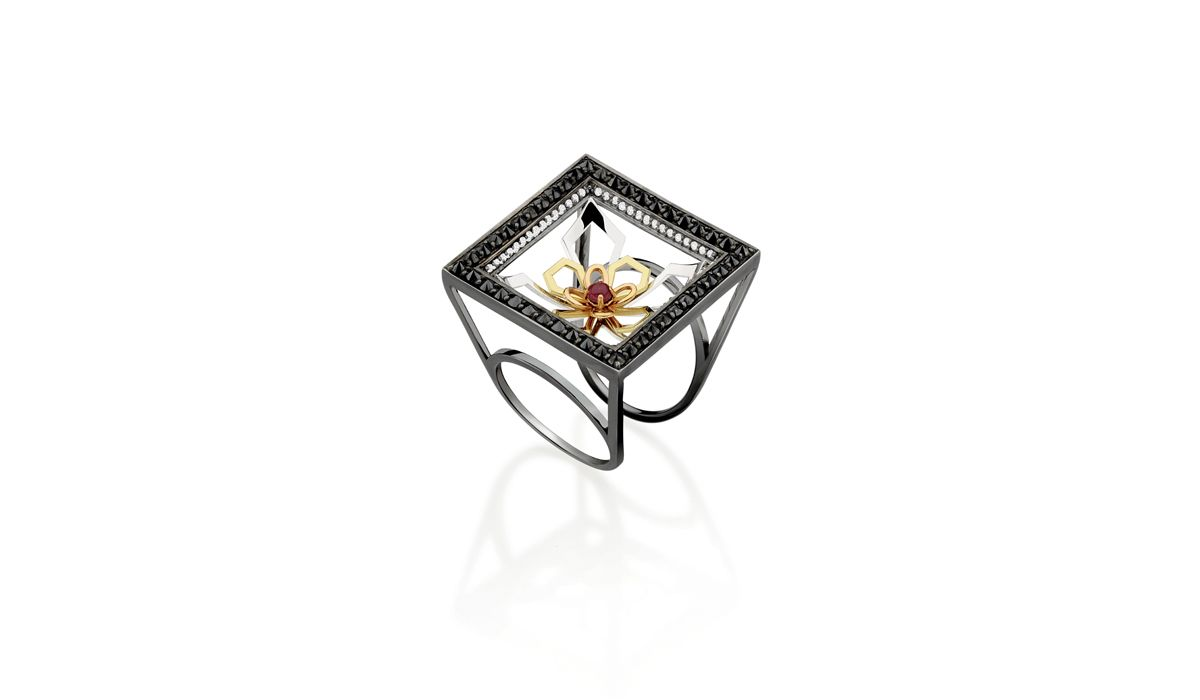 Bia Tambelli LOTUS Ring