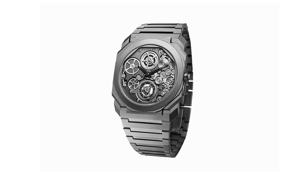 Octo Finissimo Tourbillon Automatic, Bulgari