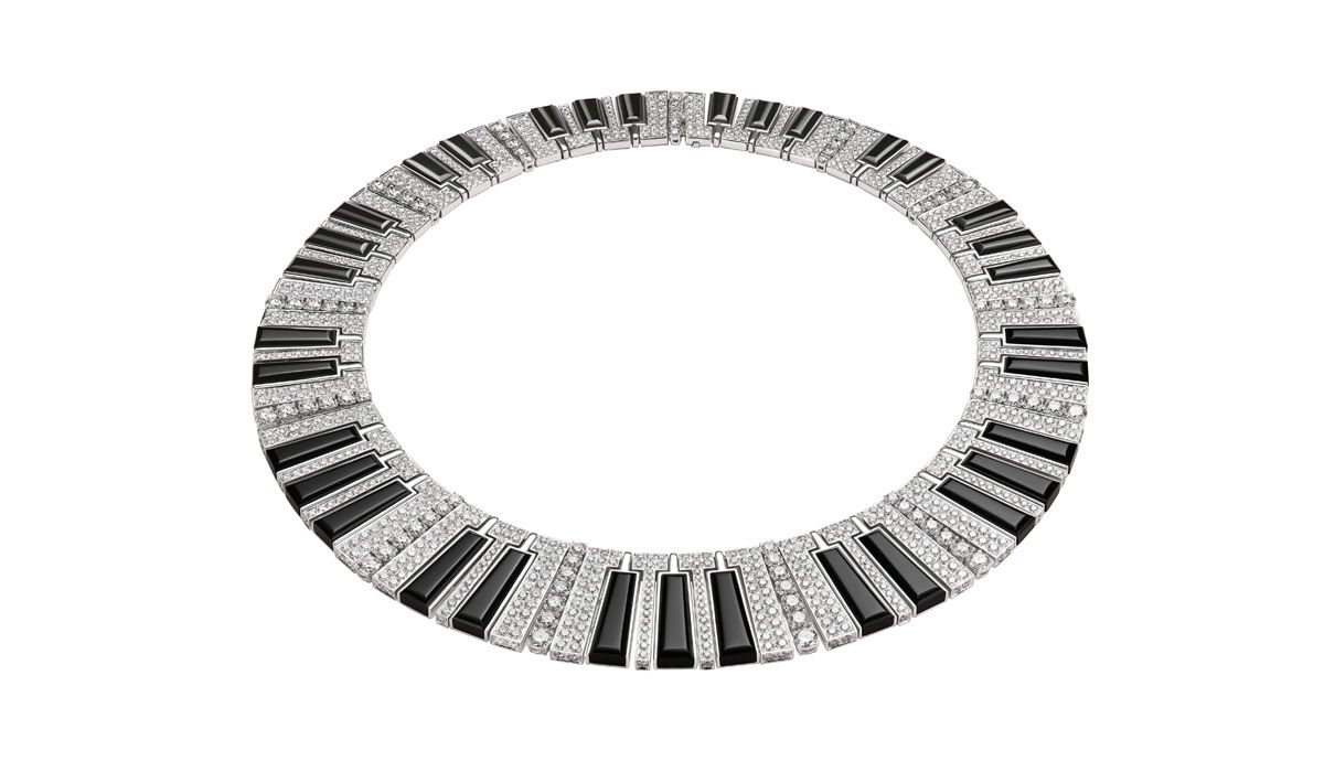Synthesizer Necklace - Bulgari Wild Pop Collection