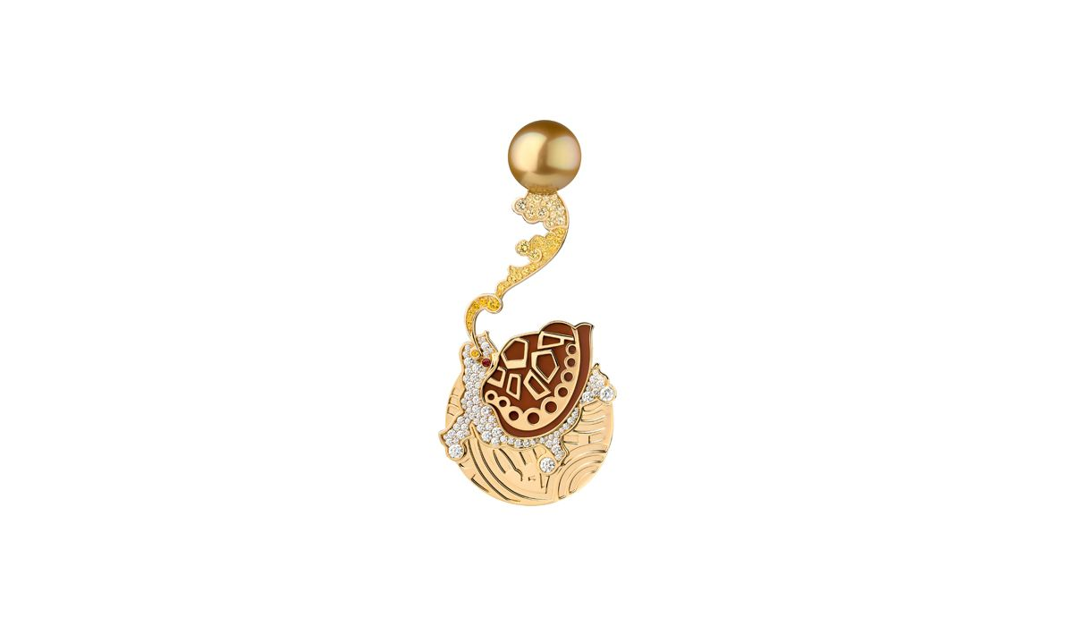 Tortue Brooche - Chanel