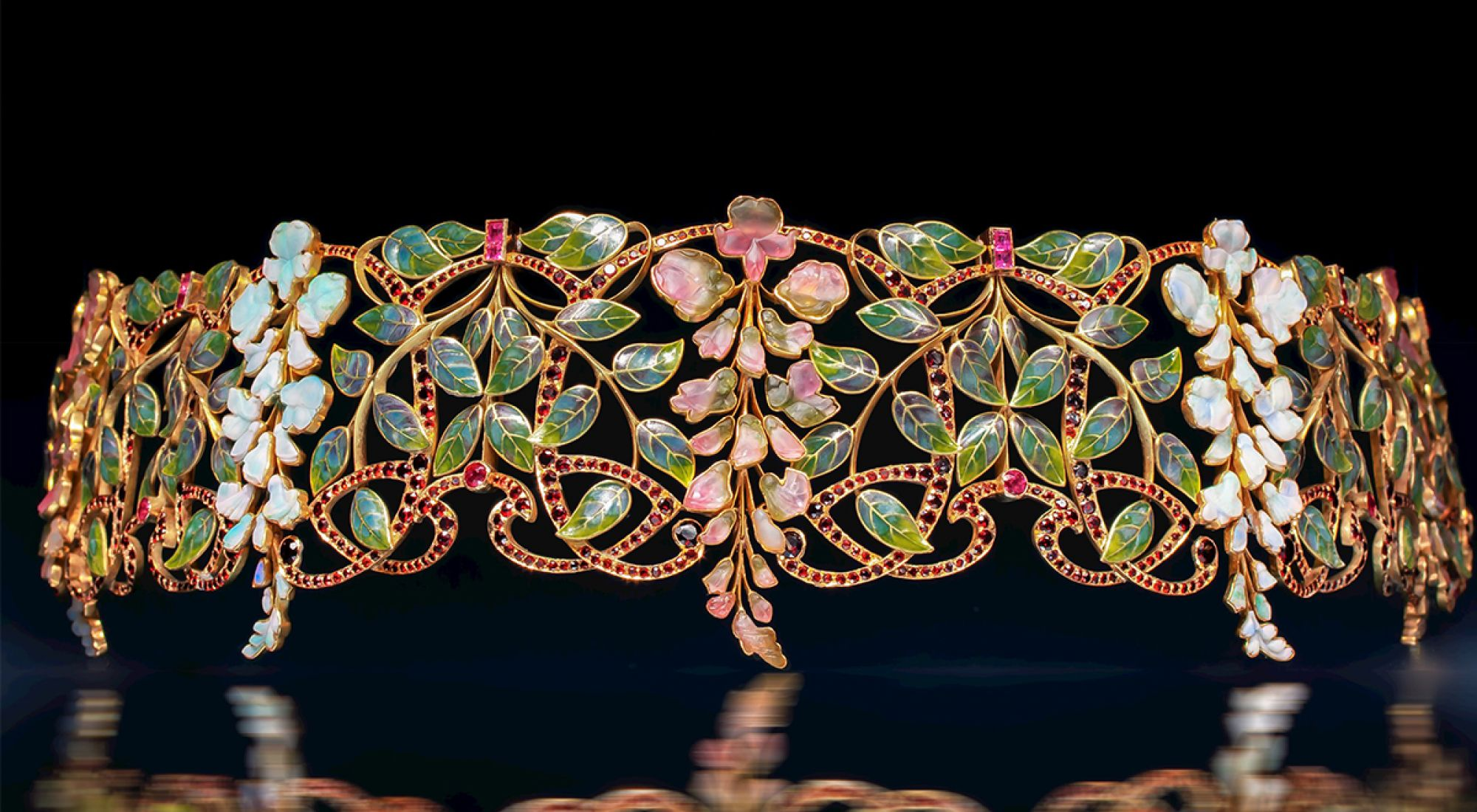 High Jewelry Signatures at Tefaf