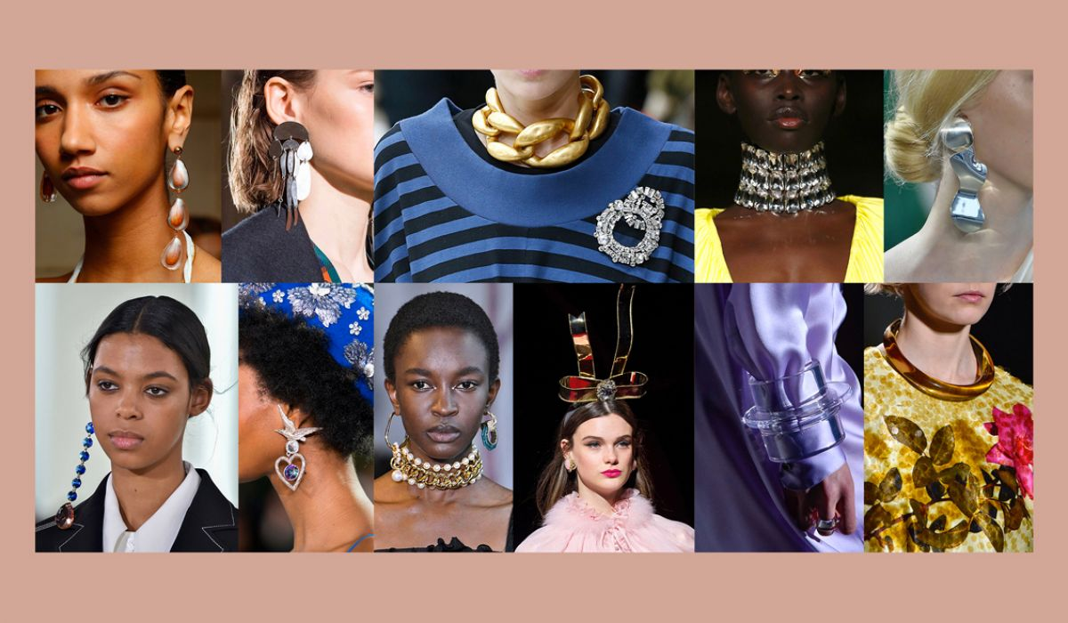 Necklace Trends 2020.Jewelry Trends From Autumn Winter 2019 2020 Vo Jewels