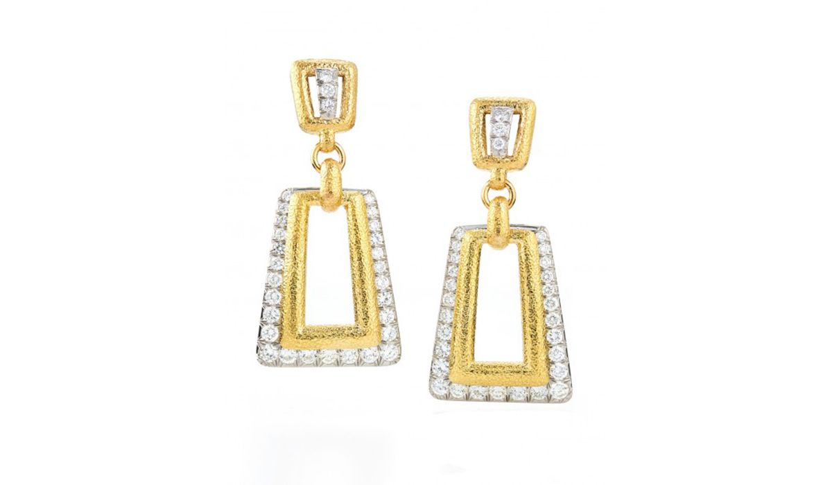 Earrings by David Webb, Marissa Collection