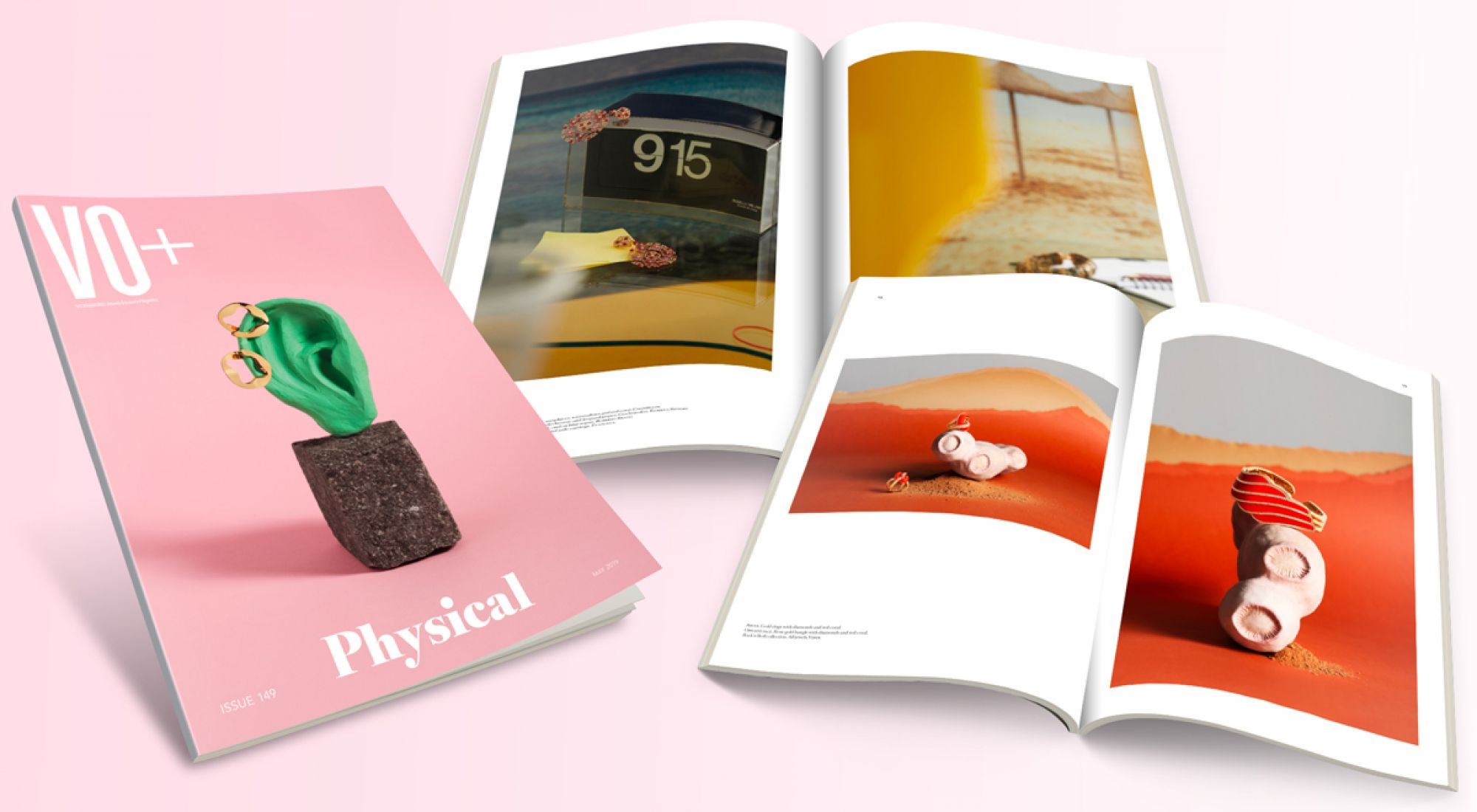 Physical: the New VO+ May Issue