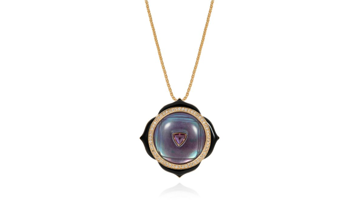NOOR FARES - MULADHARA PENDANT FROM THE PRANA COLLECTION