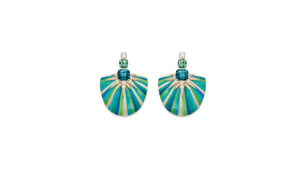 Piaget earrings