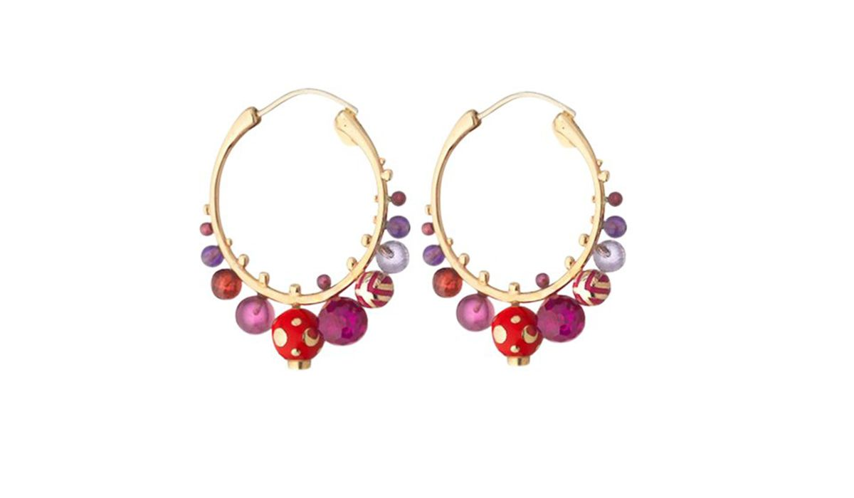 Earrings by Alice Cicolini, Reinhold Jewelers