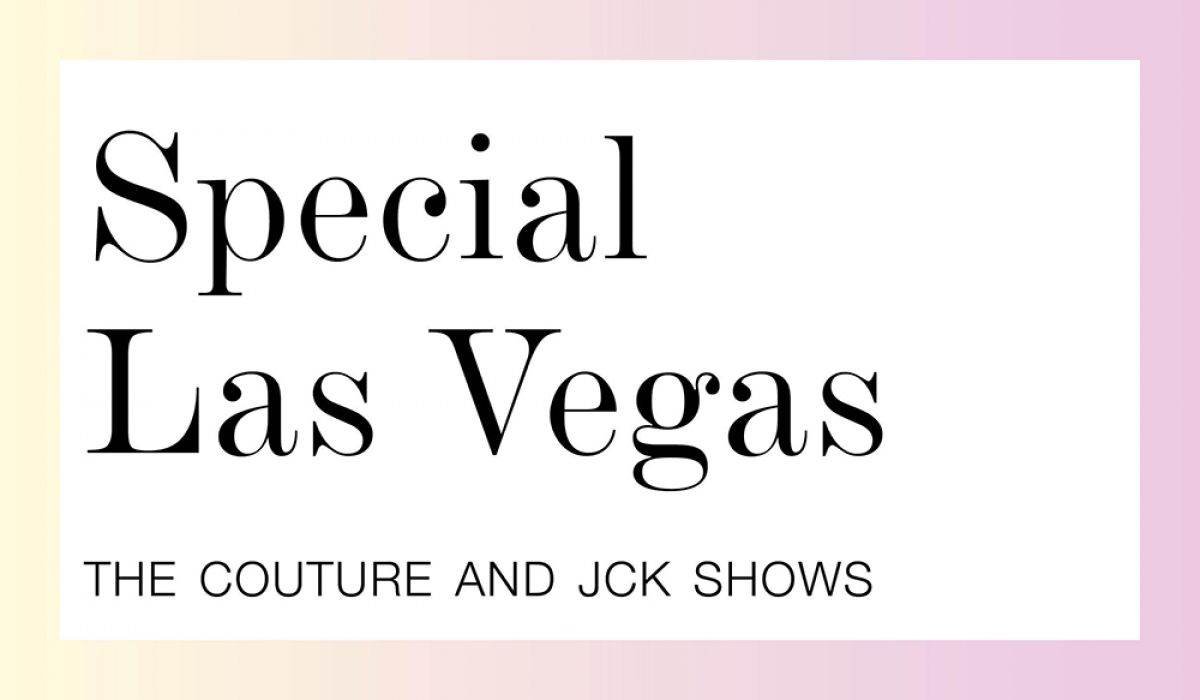 ... of THE PLUS takes you to Las Vegas to report on the hottest news and events at two unmissable shows: JCK and Couture, top events for the jewelry world ...