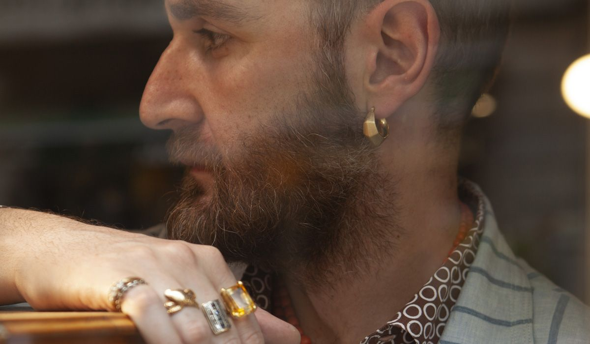 Vincent Vintage Bijoux. Photos by Francesco Barion