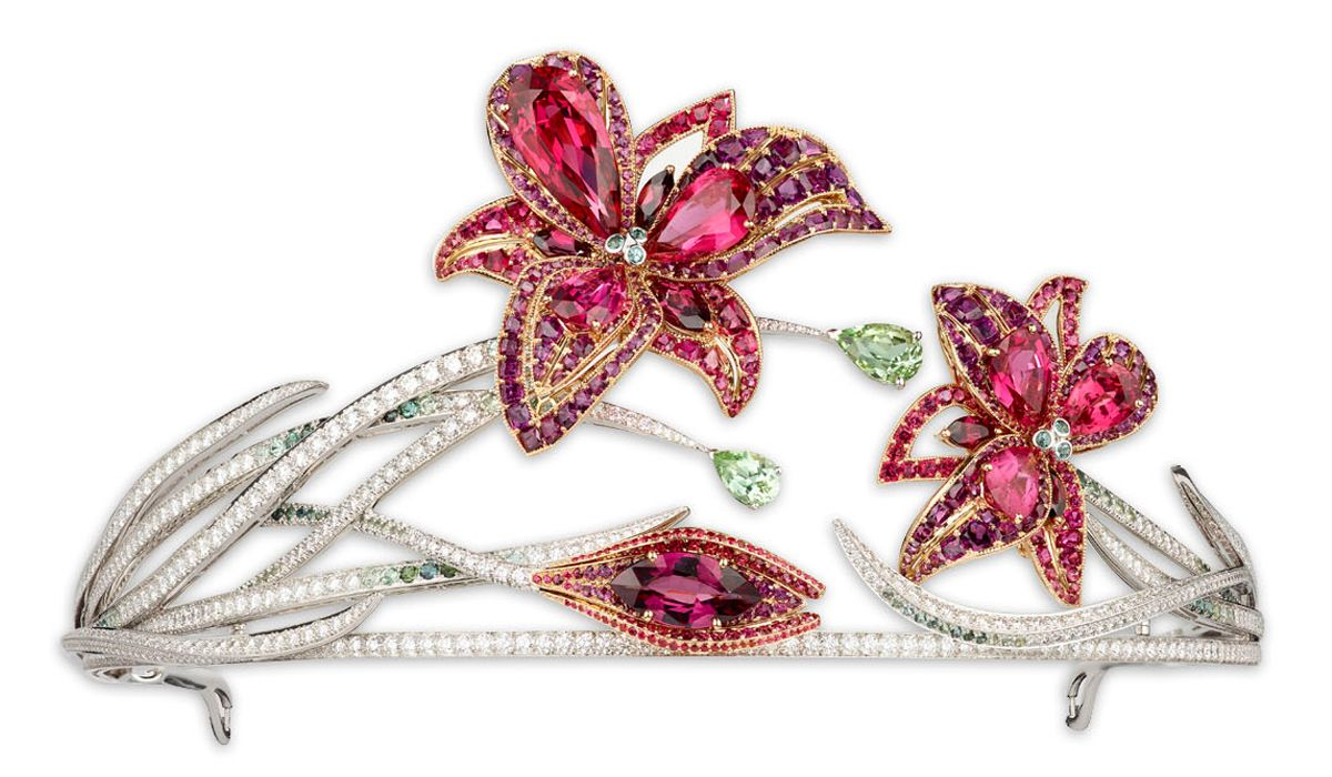 La Nature de Chaumet collection, 2016