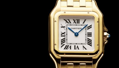 The re-launch of an 1980's icon: Cartier Panthère