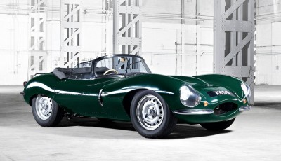 The return of the legendary Jaguar XKSS
