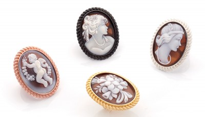 Cameo Italiano: Jewelry from the Sea