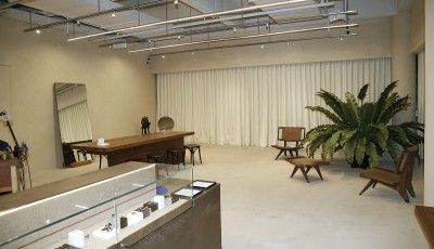 Patcharavipa: a New Space in Bangkok