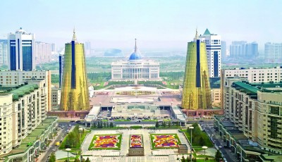 Astana: a golden future