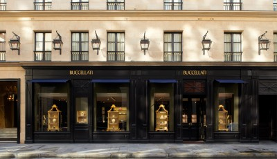 The New Buccellati Boutique in Paris