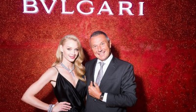 Bulgari At The Kremlin In Moscow