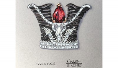 The Game of Thrones Egg by Fabergé