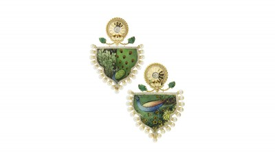 Silvia Furmanovich Miniature Earrings