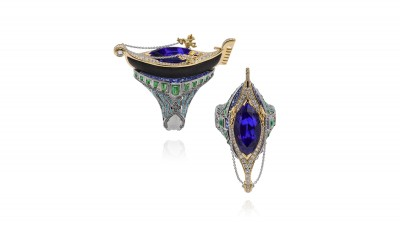 Jewels inspired by Italy's marvels