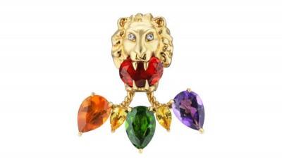 Gucci Presents The Lion Head Fine Jewelry Collection
