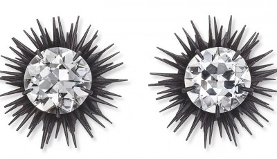 Hemmerle's new jewels embody the explosive force of black and white