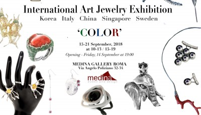 International Art Jewellery Exhibition