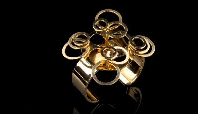 Christie's Focuses On Art Jewelry