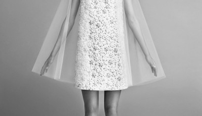 White couture by Viktor & Rolf