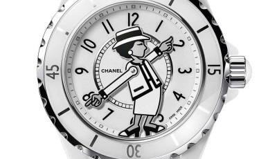Chanel watches, Coco's time