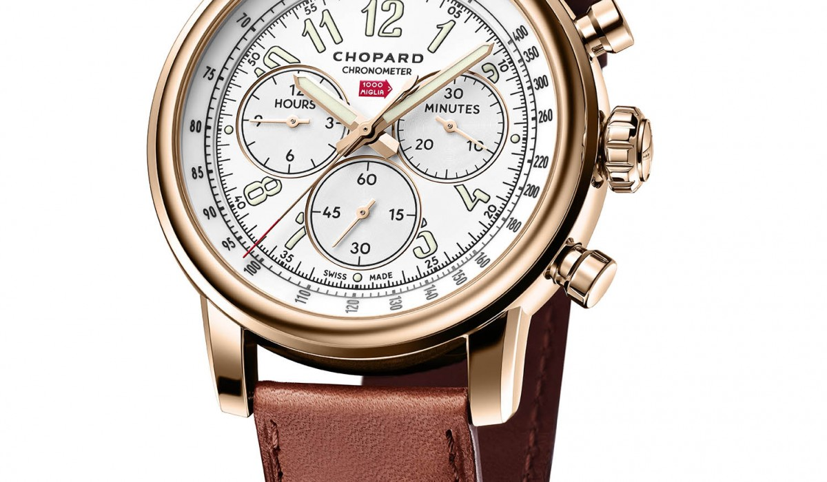Chopard and Mille Miglia: historical partnership