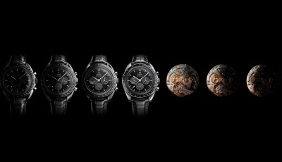 Speedmaster Moonwatch: A Piece Of Moon