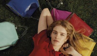 Stella McCartney's Rainbow Pop Falabella Collection