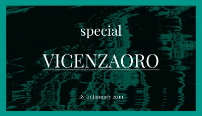 Special VICENZAORO 18-23 January 2019