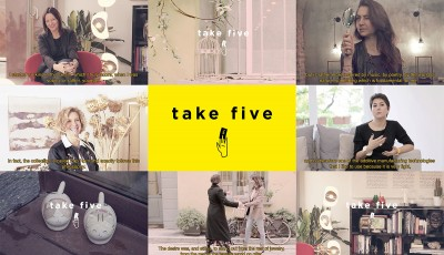 Take Five: 5 Videos for 5 Women