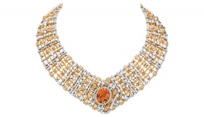 Chanel Joaillerie: In the Manner of a Tweed