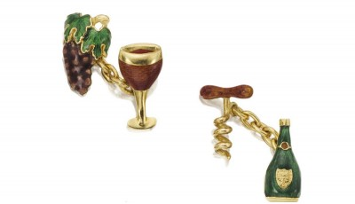 Wine&Gold: A Recipe for a Connoisseur