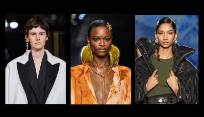3 Fall 2020's Jewelry Trends from New York Fashion Week