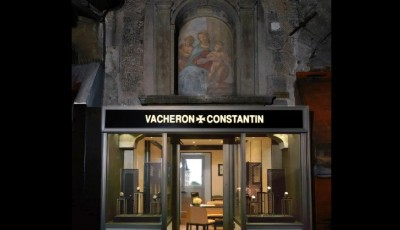 Vacheron Constantin exhibition in Florence