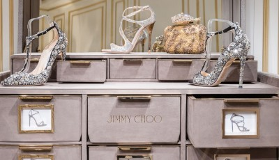 Celebrating Jimmy Choo's 20th anniversary