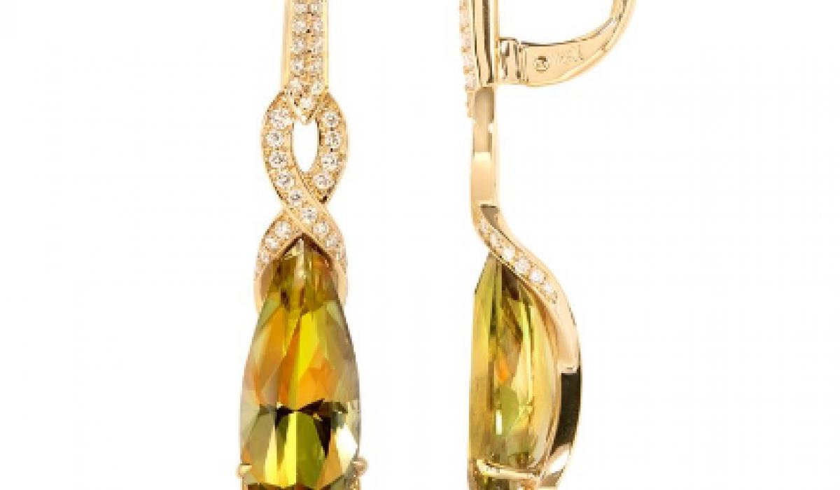 Zultanite Earrings By Kat Florence