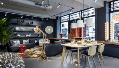 Moooi new store in London