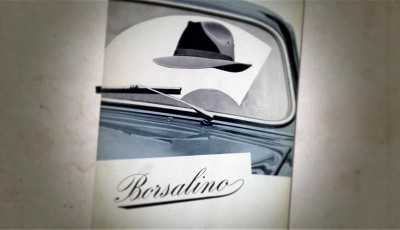 Borsalino City, the movie about the iconic hat